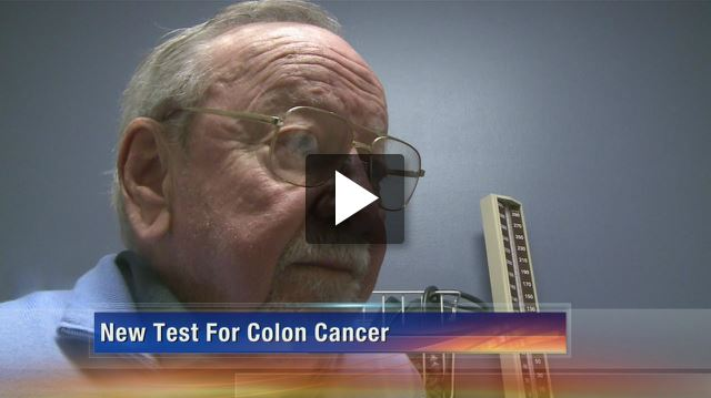 NewTestForColonCancer Video image
