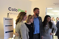 Large crowd attends EDP BioTech open house, spotlight on colorectal awareness