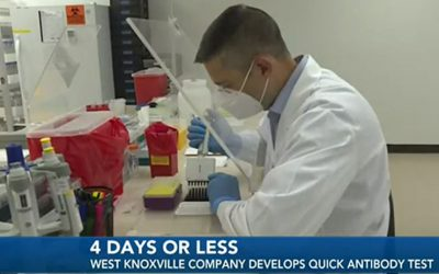 Knoxville lab helps businesses with COVID-19 reopening plans