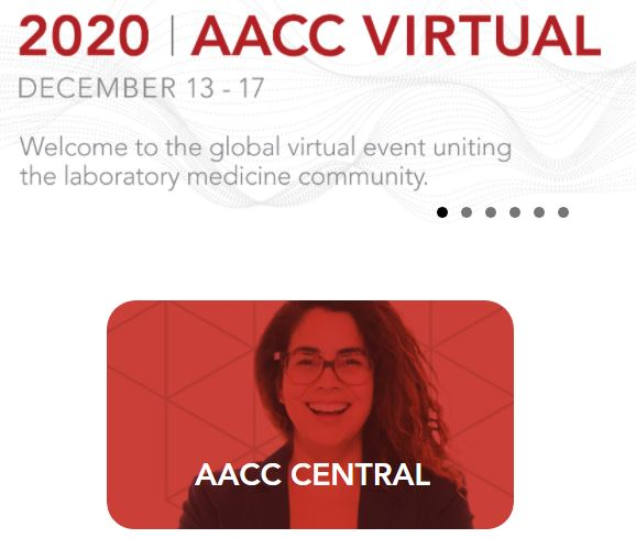 EDP Biotech Poster Presentation at AACC 2020 Virtual Expo